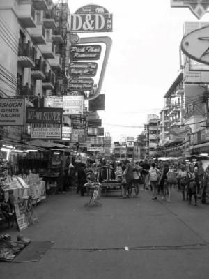 Khao San Road, Bangkok