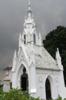 Henry Alabaster's monument, Bangkok Protestant Cemetery