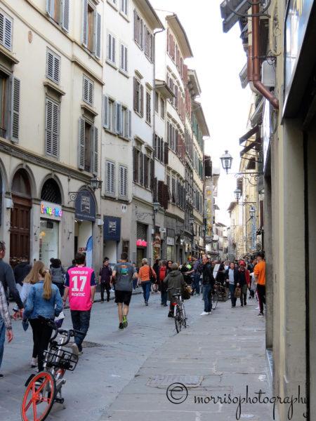 Walks around Florence